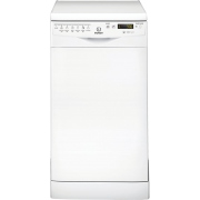 Indesit DSR57B Slimline Dishwasher