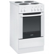 Gorenje E52108GW Electric Cooker with Single Oven
