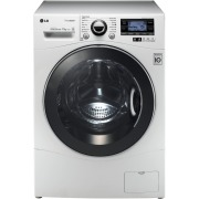 LG TrueSteam� 6 Motion Direct Drive F1495KDS Washer