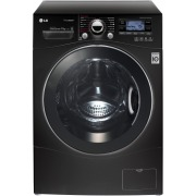 LG Truesteam� 6 Motion Direct Drive F1495KDS6 Washer
