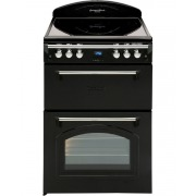 Leisure GRB6CVK Ceramic Electric Cooker with Double Oven