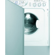 Indesit IWDE126UK Built In Washer Dryer