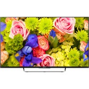 Sony W80 Series KDL50W805C Black 3D LED Television