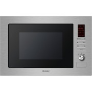 Indesit MWI222.1XUK Built In Combination Microwave