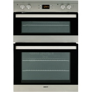 Beko ODF22309X Double Built In Electric Oven