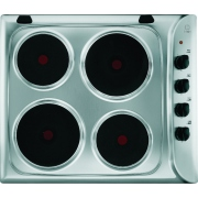 Indesit PIM604IXGB Electric Hob