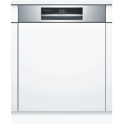 Bosch Serie 8 SMI88TS00G Built In Semi Integrated Dishwasher