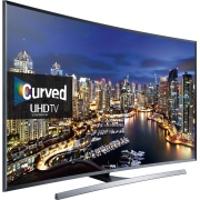 "Samsung 7 Series UE48JU7500 48"" Curved 3D 4K Ultra HD LED Television"