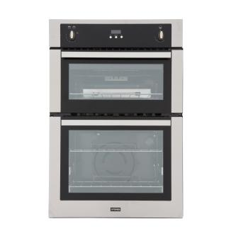 Buy Stoves SGB900PS Stainless Steel Double Built In Gas Oven
