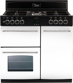 Belling Classic 90DFT Icy Brook 90cm Dual Fuel Range Cooker