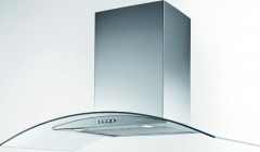 Belling 600CGH Stainless Steel 60cm Chimney Hood