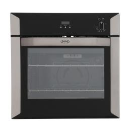 Belling BI60G Stainless Steel Single Built In Gas Oven