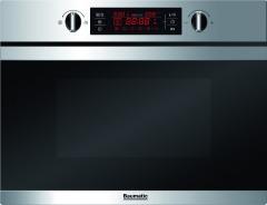 Baumatic BMC450SS Built In Combination Microwave