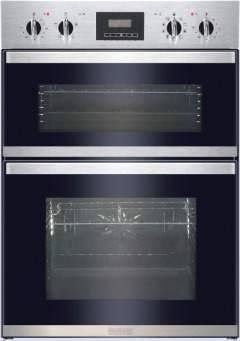Baumatic BOD890SS Double Built In Electric Oven