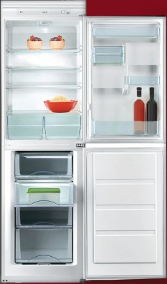 Baumatic BRB2617.5 Built In Frost Free Fridge Freezer