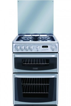 Cannon Carrick C60GCIS Gas Cooker with Double Oven