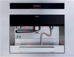 CDA CVC5SS Built In Semi Automatic Coffee Maker