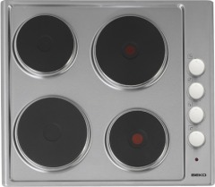 Beko HIZE64101X Electric Hob