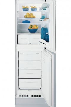 Indesit INC325AA Integrated Fridge Freezer