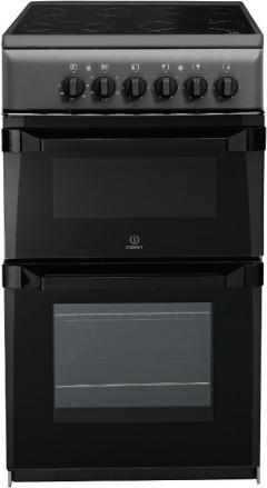 Indesit IT50CAS Ceramic  Electric Cooker Separate Grill