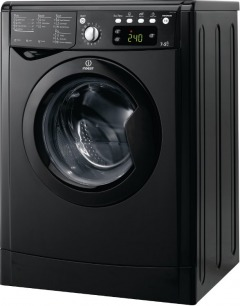 Indesit IWDE7145K Washer Dryer