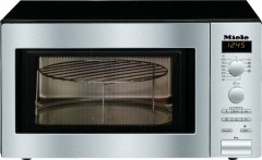 Miele M8201-1clst Microwave with Grill