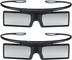 Samsung SSG41002 2 Pairs of 3D Glasses