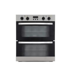Zanussi ZOF35517DX Double Built Under Electric Oven