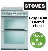 Buy Online - Stoves Sterling 600G Stainless S