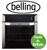 Buy Online - Belling BI60G Stainless Steel