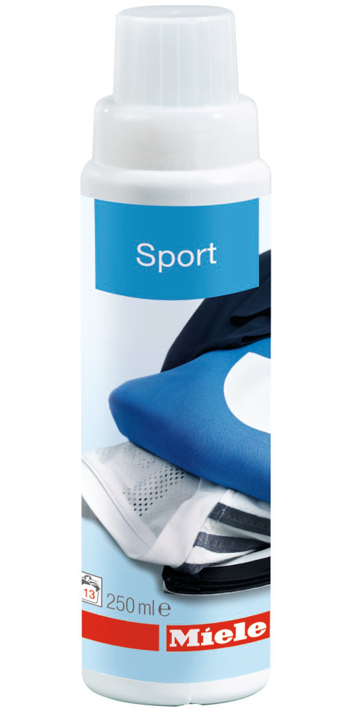 Miele Caps Sport Laundry Care For Sports Wear