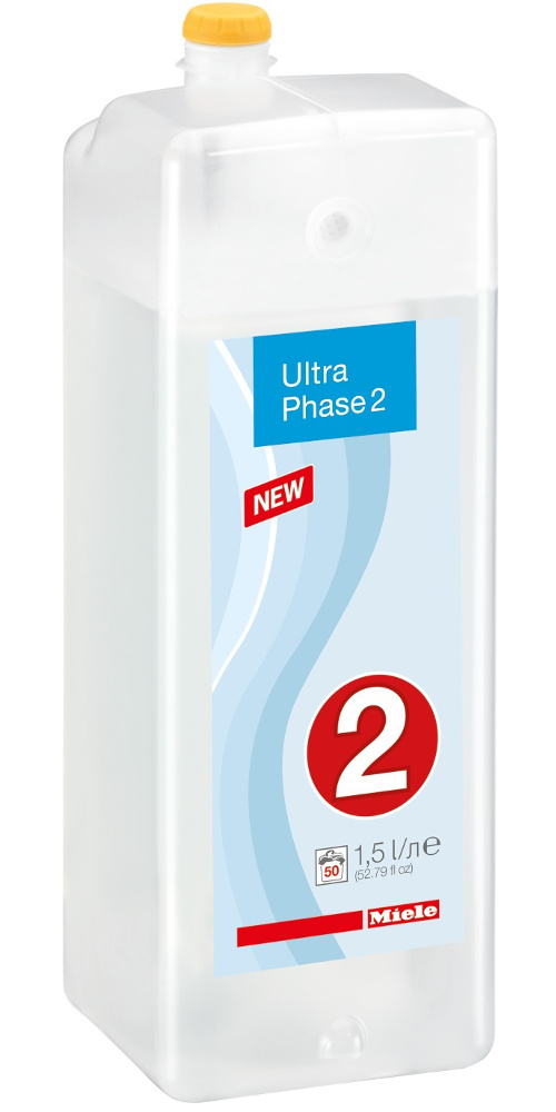 Miele UltraPhase 2 2 Component Detergent