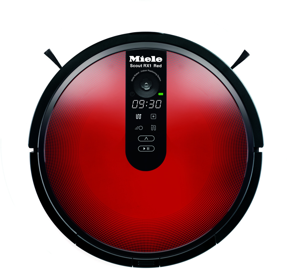 Buy Miele Scout RX1 Robotic Cleaner (10350130)  Mango Red