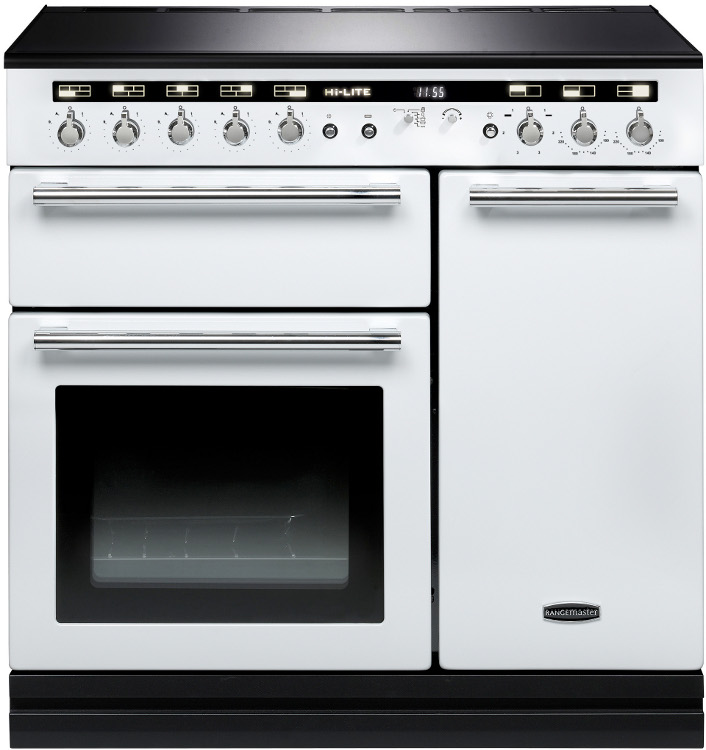 Range style electric cookers 90cm