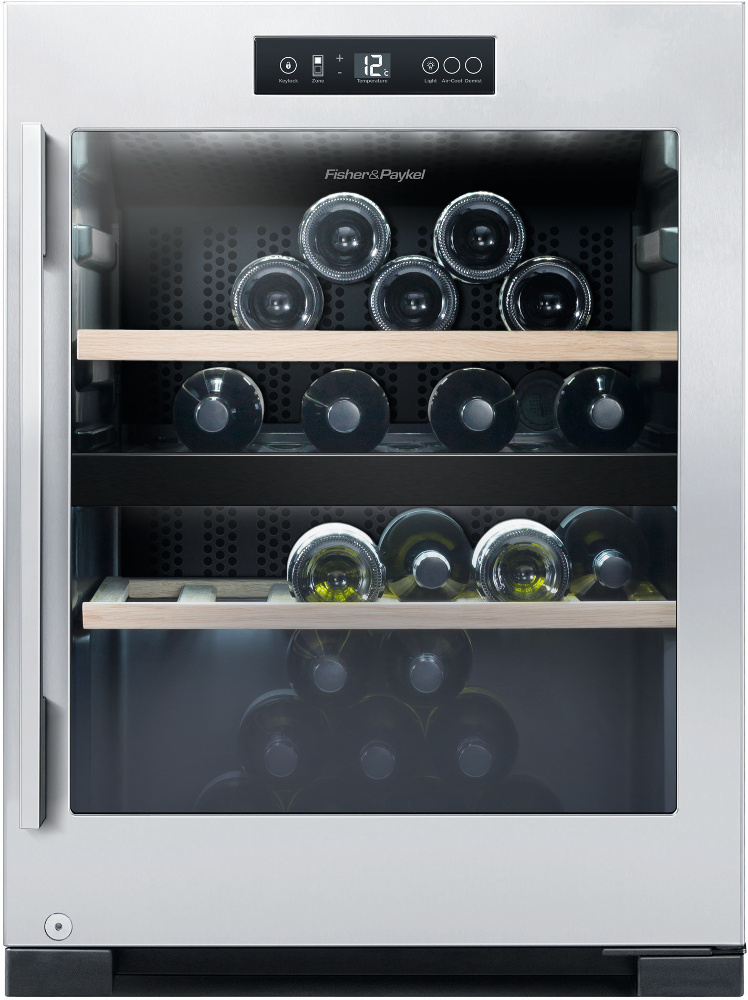 Fisher & Paykel RF106RDWX1 Wine Cooler