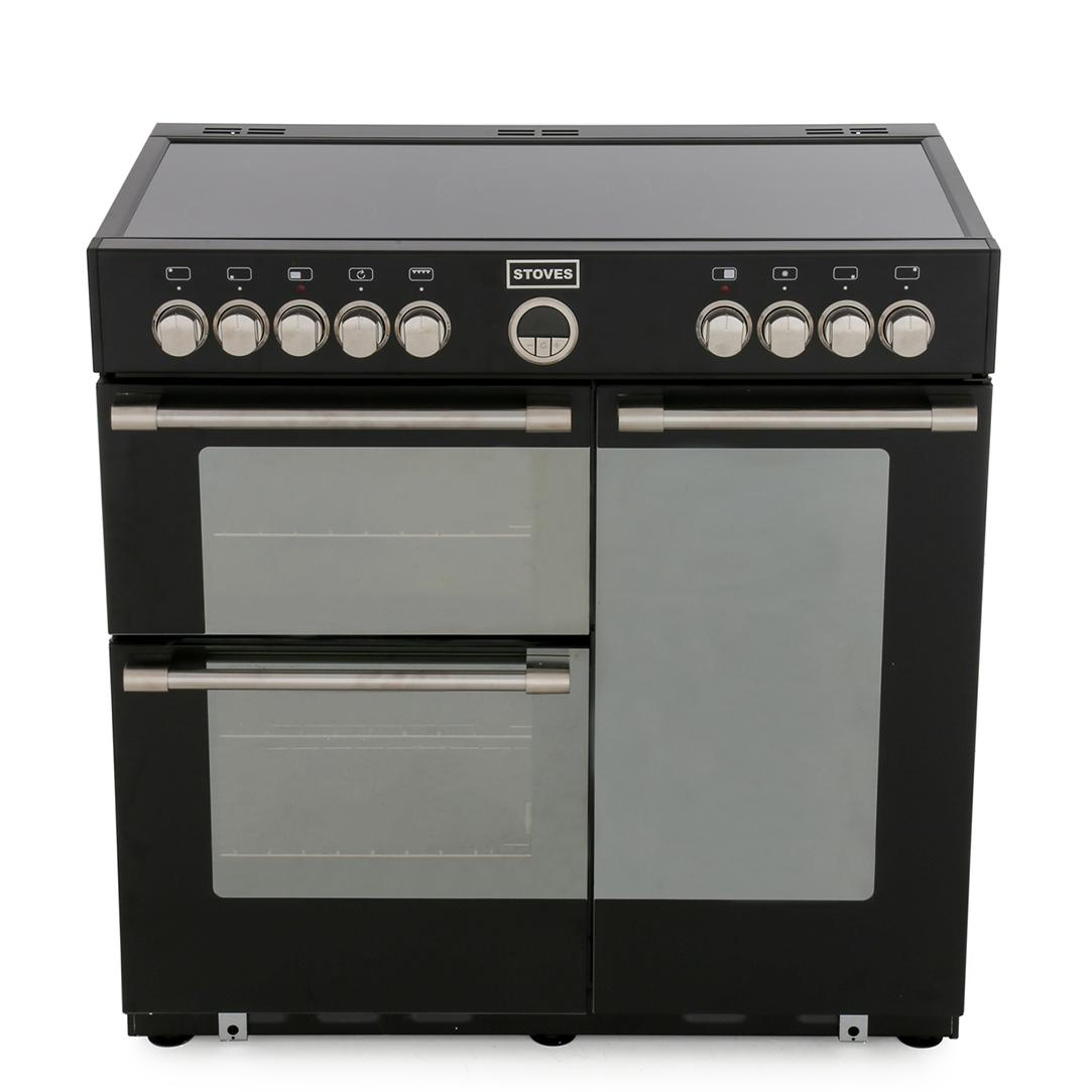 90Cm range cooker electric
