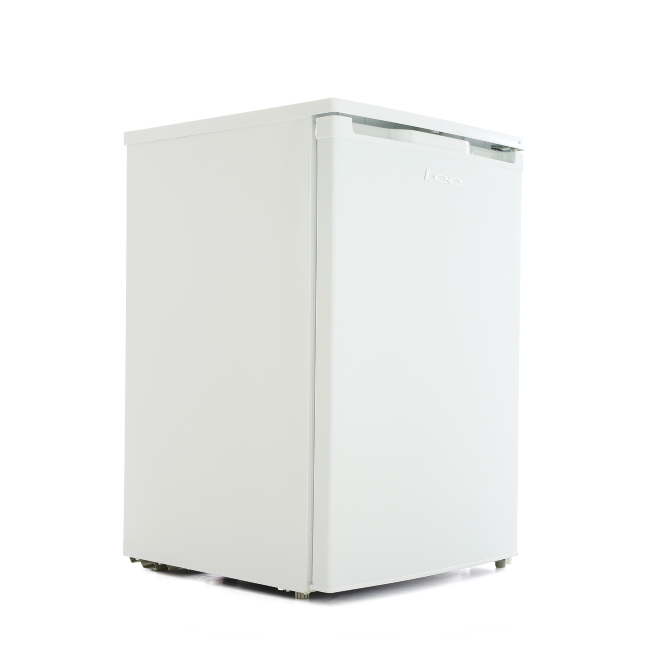 Lec R5511W White Fridge with Ice Box