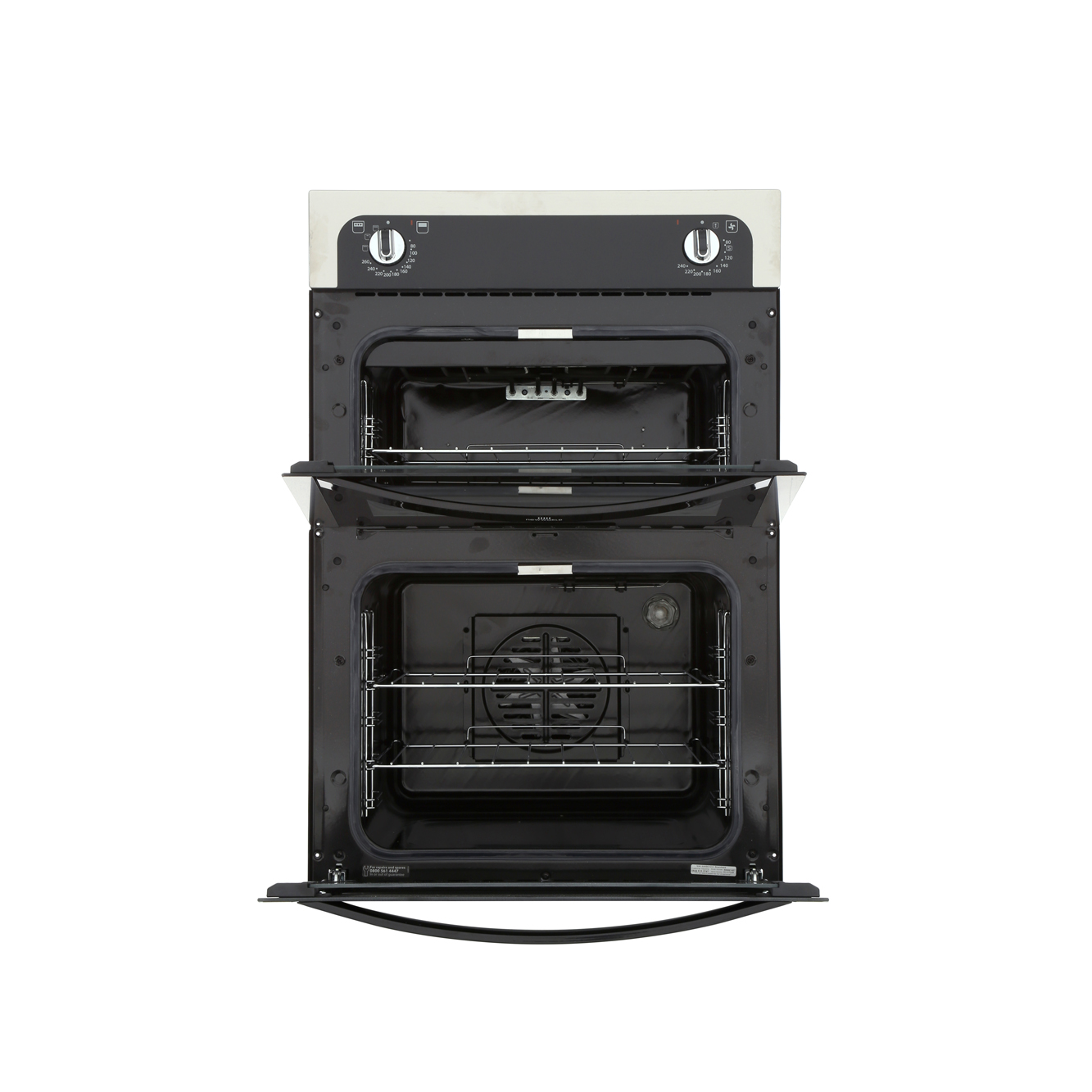 New World Newwpack11 Double Built In Electric Oven Gas