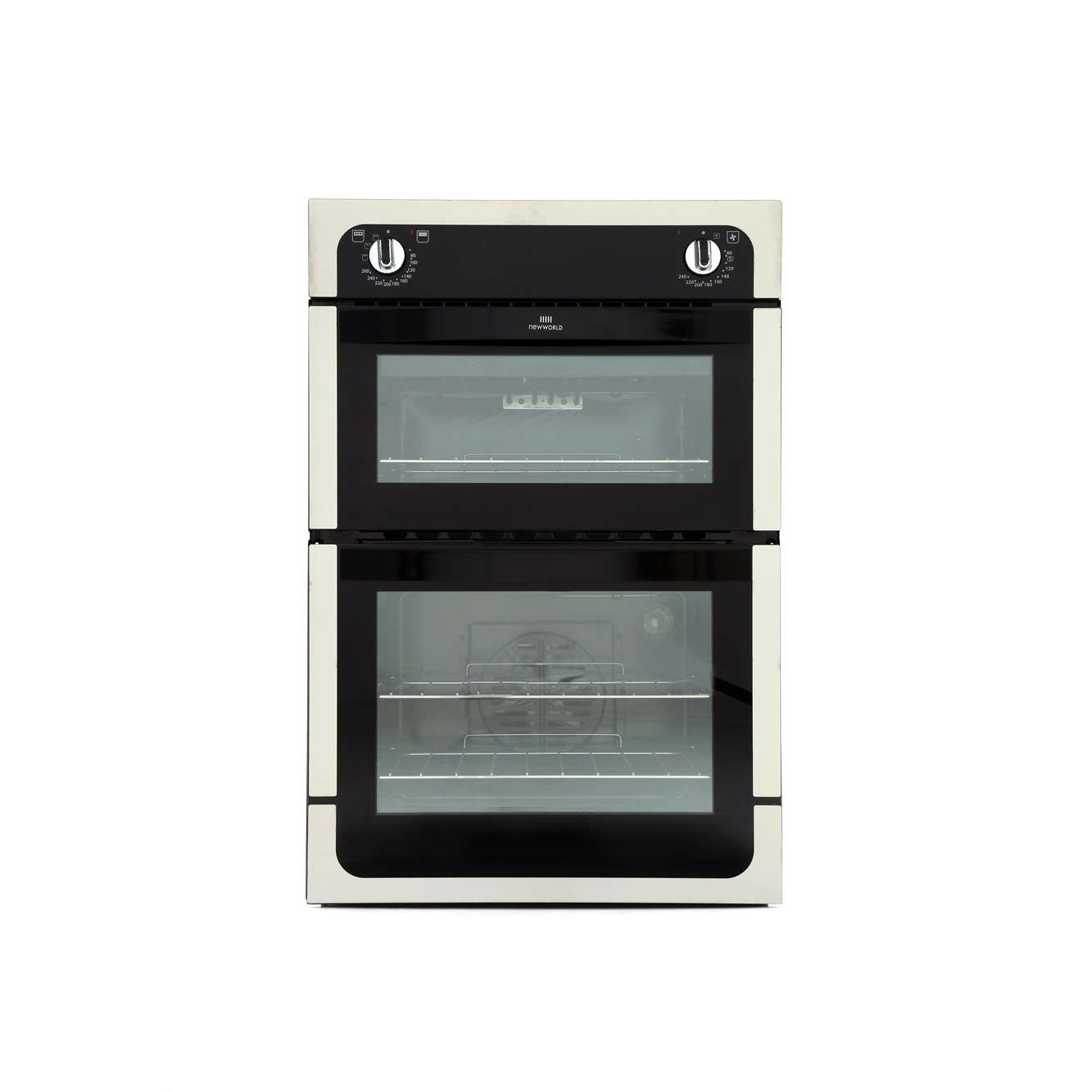 Buy New World Newwpack11 Double Built In Electric Oven