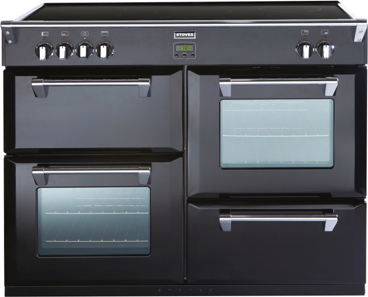 Induction range cooker 100cm