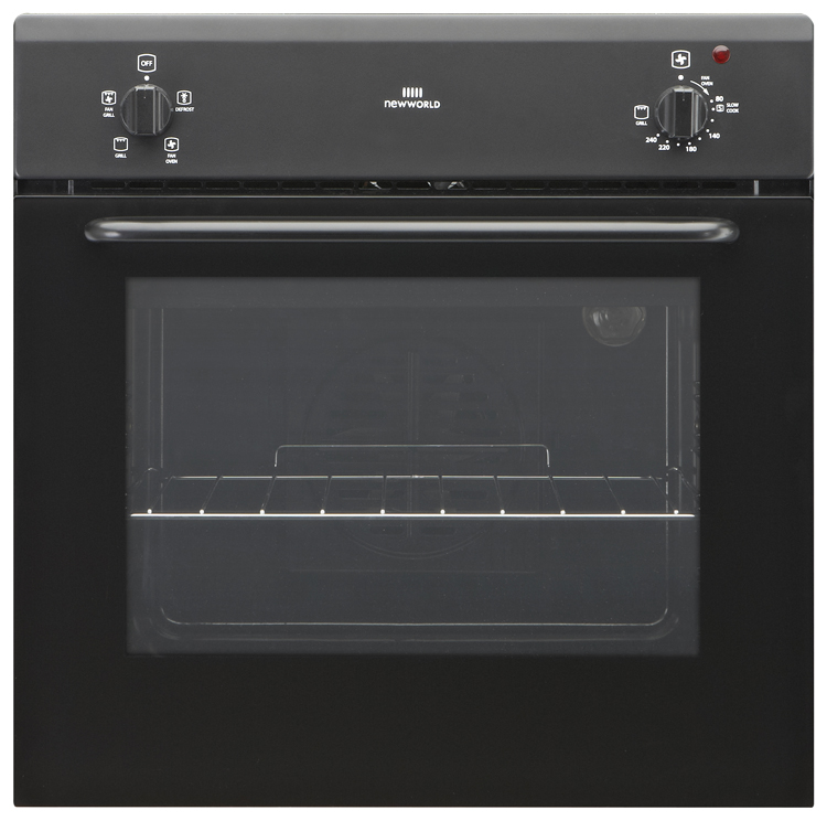 new world nw60fv single built in electric oven  444443269