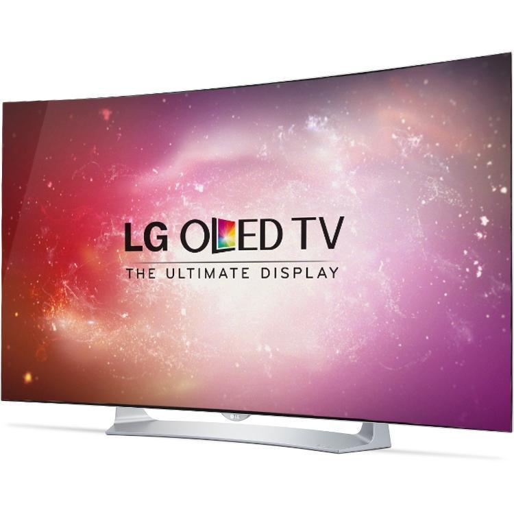 """LG 55EG910V 55"""" 3D Full HD OLED Television"""