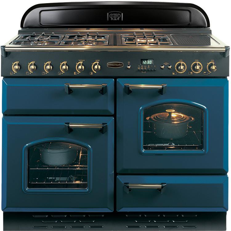 Lpg range cooker