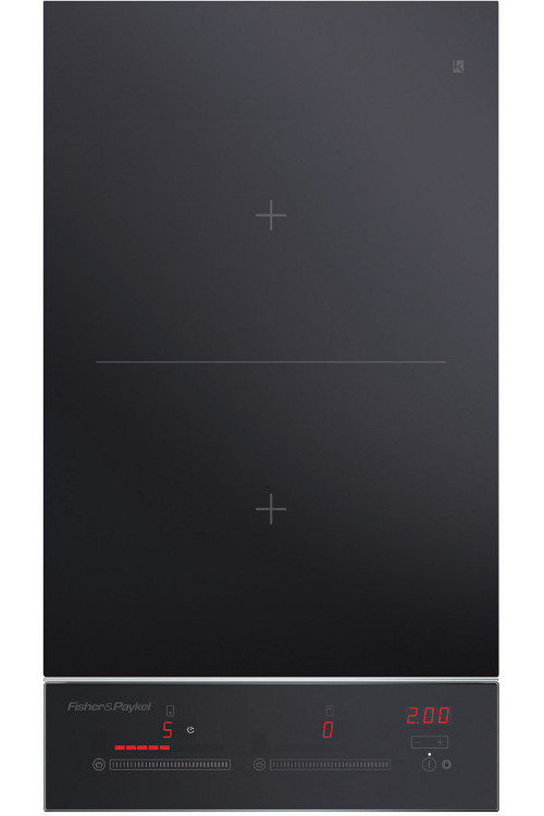 buy fisher paykel ci302dtb1 2 zone induction domino hob 80847 frameless marks electrical. Black Bedroom Furniture Sets. Home Design Ideas