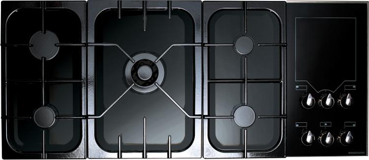 Hot plate hob