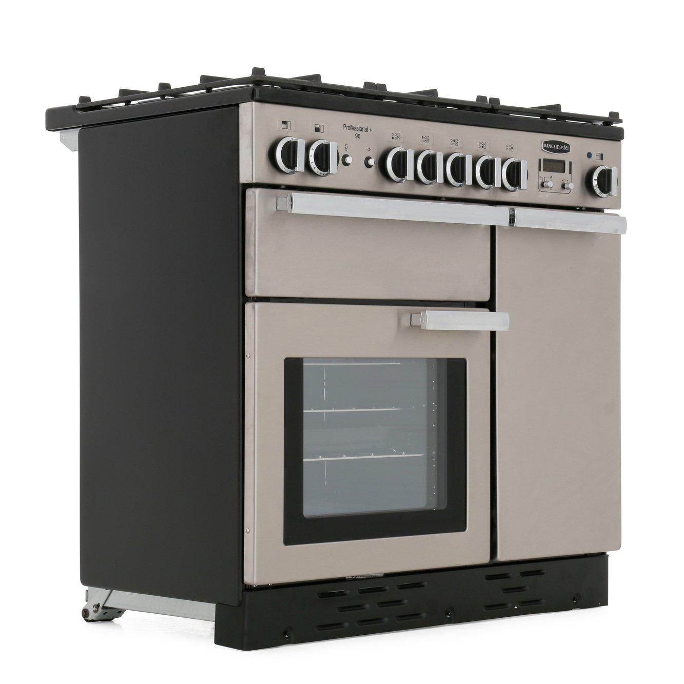 Rangemaster 90cm gas range cooker