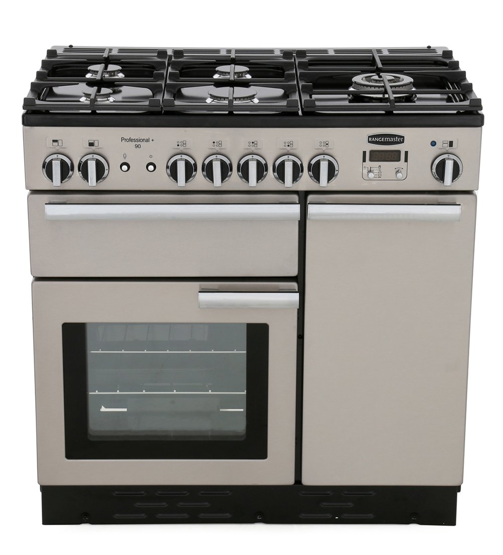 Gas range cookers 90cm