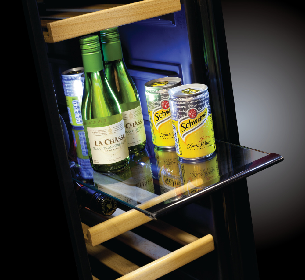 CDA AFG61 Wine Cooler Glass Shelf