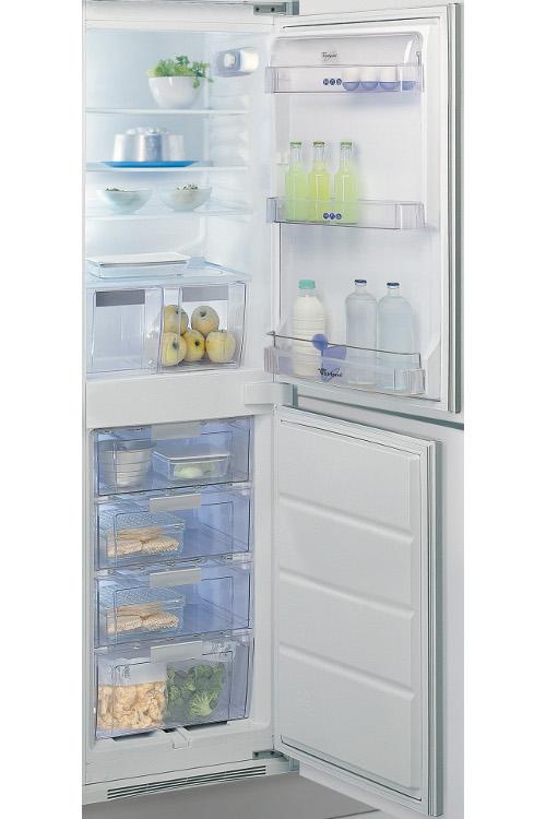 Buy whirlpool art477 5 integrated fridge freezer white - Integrated freezer ...