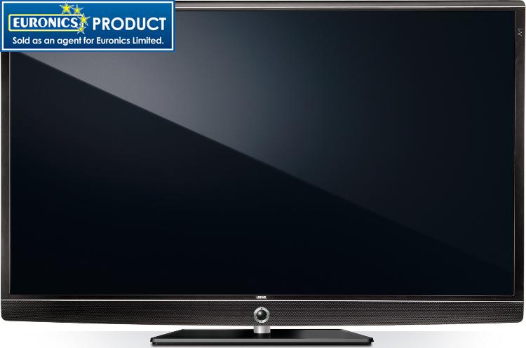 loewe art60 3d led television black buy online today 365. Black Bedroom Furniture Sets. Home Design Ideas